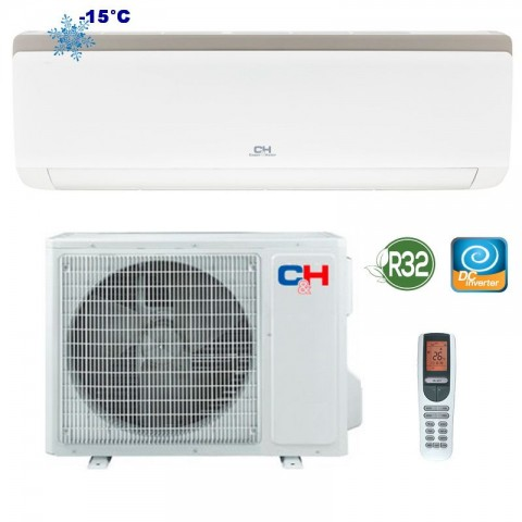Кондиціонер Cooper&Hunter AIR MASTER INVERTER CH-S09FTXP-NG