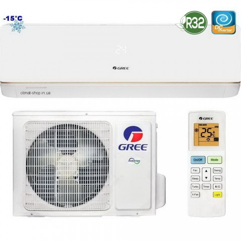 GREE GWH24AAD-K6DNA5A/A4A, Bora Inverter R-32