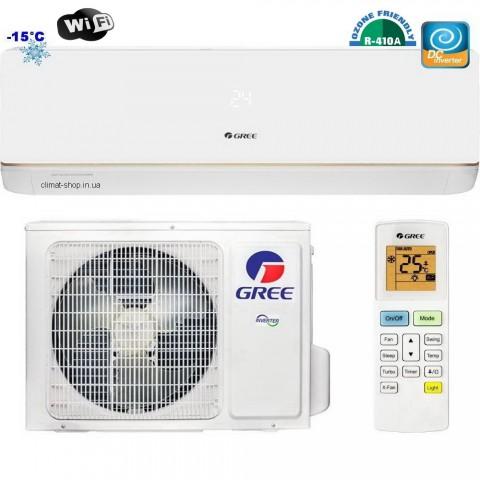 GREE GWH09AAB-K3DNA5A/A4A, Bora Wi-Fi Inverter R410a