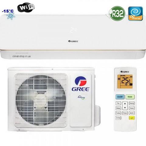 GREE GWH24AAD-K6DNA5A/A4A, Bora Wi-Fi Inverter R-32