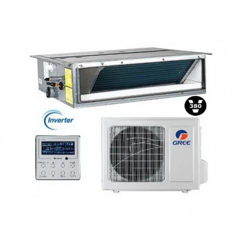 Канальный кондиционер Gree U-Match GFH60K3FI/GUHD60NM3FO R410A