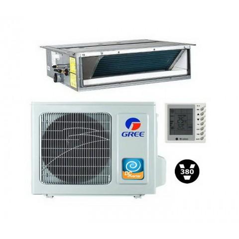 Канальный кондиционер Gree U-Match GUD100PSH/A-T/GUD100W/NHA-XR32