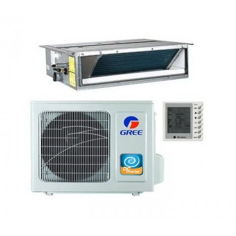 Канальный кондиционер Gree U-Match GUD85PS/A-T/GUD85W/NhA-T R32