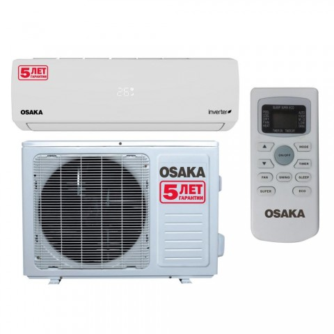 Кондиціонер OSAKA STV-24HH, Elite Inverter