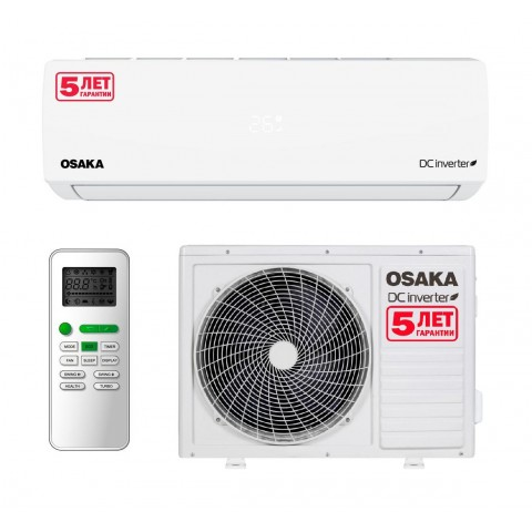 Кондиционер OSAKA STVP-09HH, POWER PRO Inverter